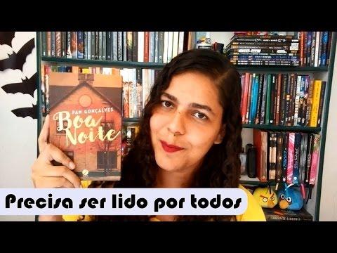 VEDA #25: Resenha do livro Boa Noite da Pam Gonçalves