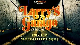 LARRY'S GARAGE   A Documentary About Larry Levan And  Paradise Garage   TRAILER