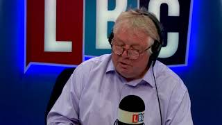 Nick Ferrari's Damning Message To Theresa May Over Trans Laws   LBC