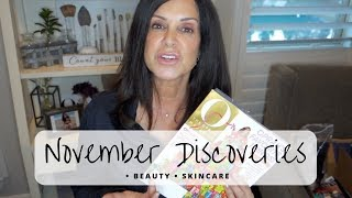 What's New & November Beauty Discoveries