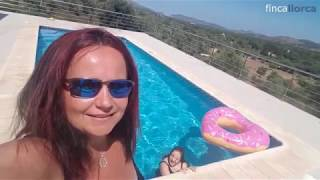 Video Rural Villa on Mallorca Paquita