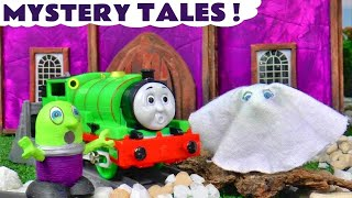 Spooky Tales Fun Halloween Toy Stories With Thomas And Friends Trains And Funny Funlings