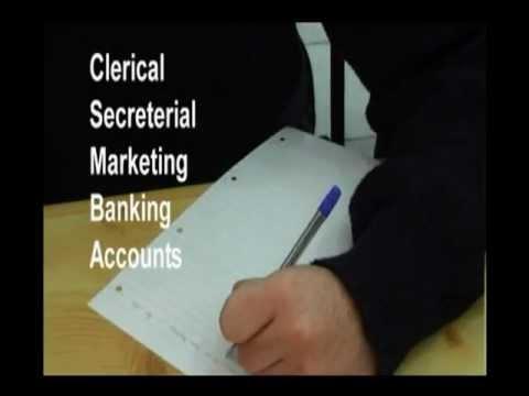 Secretarial Courses - YouTube