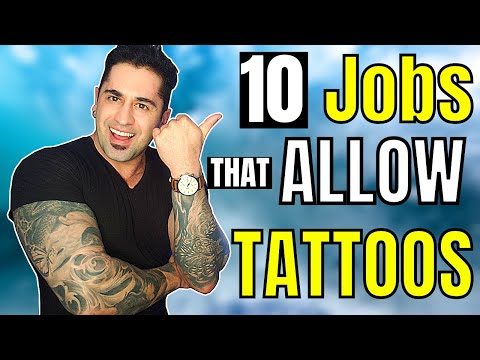 , title : '10 Jobs That Allow Visible Tattoos | Tattoos and Job Opportunities