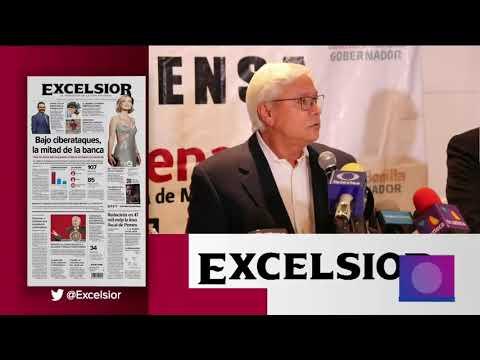 Gobernador de Baja California no publicará reforma de ampliación de mandato | Yuriria Sierra
