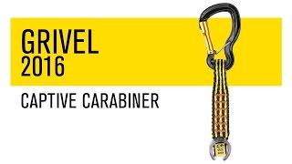 Grivel 2016 Captive Carabiner
