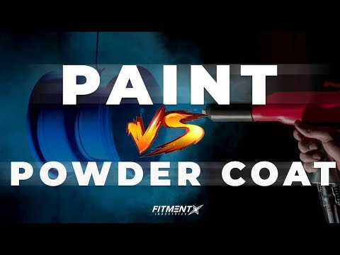 Paint Vs. Powder Coat