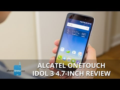 Alcatel Idol 3 (4 7) Price in the Philippines and Specs