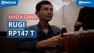 Hadi Pranoto Minta Ganti Rugi Rp147 Triliun dan Akan Tuntut Balik Pelapor karena Merasa Dicemarkan