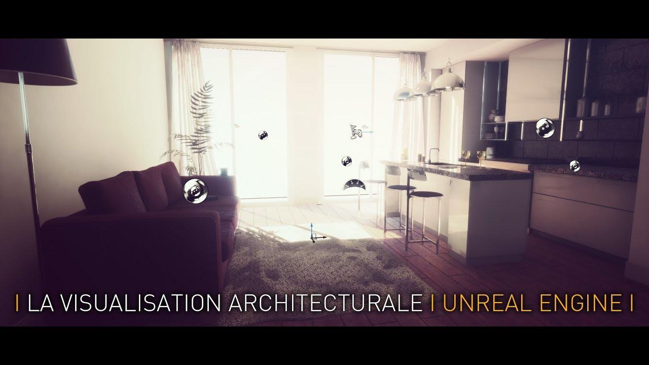 """Introduction du tuto """"Les bases de la visualisation architecturale avec Unreal Engine"""""""