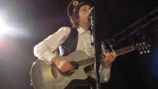 """Adam Green """"Baby's Gonna Die Tonight"""" 03.02.2014 Club Bahnhof Ehrenfeld Köln"""