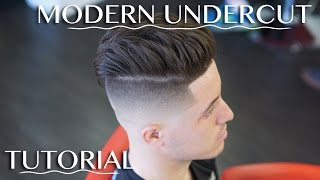 High Fade Undercut - Step By Step Tutorial (HOW TO)