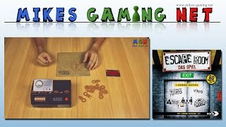 Escape Room - Das Spiel | Verlag: Noris