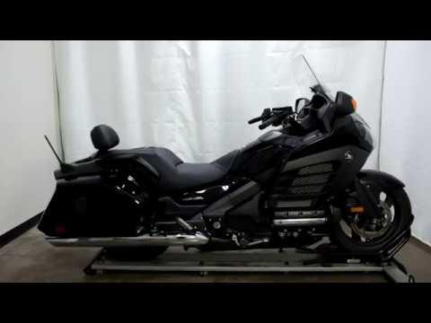 2014 Honda Gold Wing F6B® Deluxe in Eden Prairie, Minnesota - Video 1