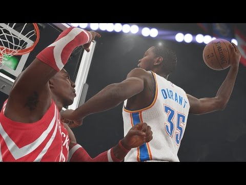 NBA Live 17 Gameplay Walkthrough Part 1 (NBA2K17)