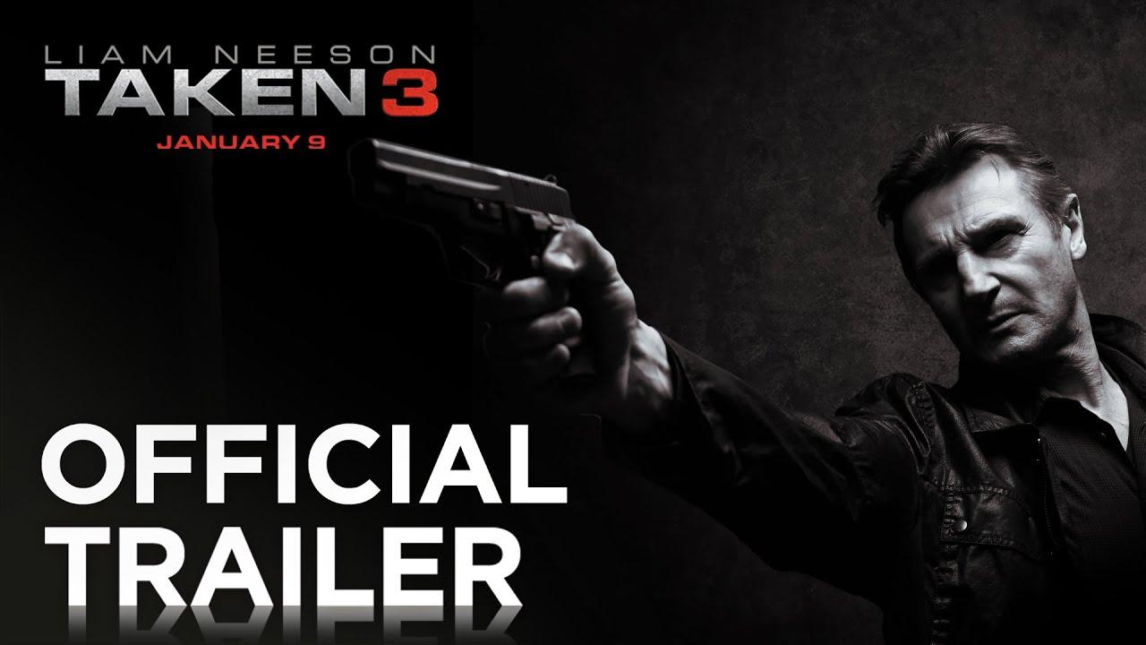 Trailer för Taken 3
