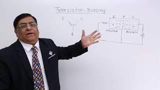 Transistor - Biasing