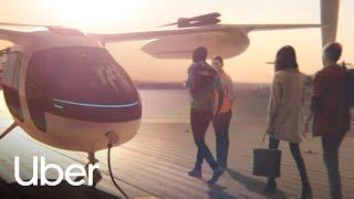 أوبر وناسا التكسي الطائر خلال خمس سنوات ( فيديو )