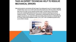 canon printer error solution