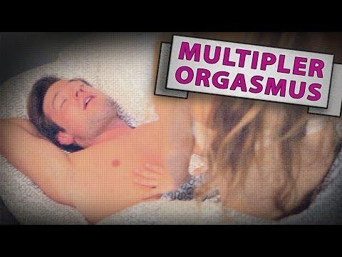 Vergrößerte Prostata durch das Massieren