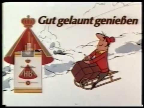 HB Männchen & der Schlitten (1982)