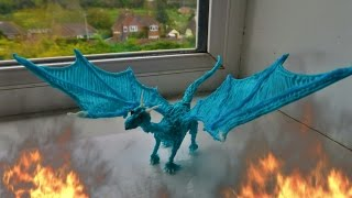 3d Pen Art: How to make a 3D dragon DIY/Tutorial-The future pen 3D
