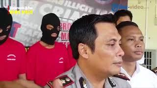 Nekat Beraksi di Lokasi Tambang Kawanan Pencuri Spesialis Aki Dibekuk