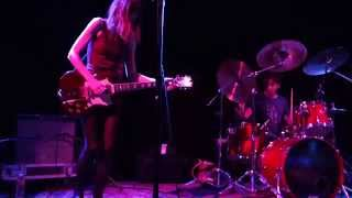 The Juliana Hatfield Three - President Garfield - Live in San Francisco