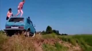 Лучшие авто приколы, лучшие видео приколы 2016