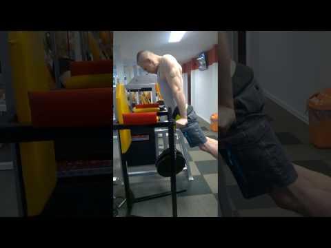 Jak podkręcić nogi mięśnie pleców