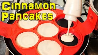 How to make Cinnamon Pancakes thumbnail