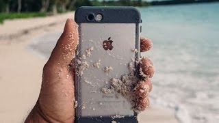 Iphone 6S Water Test With Lifeproof Nuud Case
