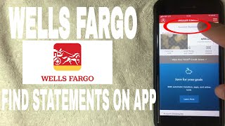 ✅  How To Find Wells Fargo Bank Statements On Mobile App 🔴
