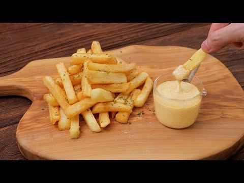 DIY起司薯條 看了好想吃