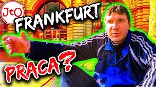 FRANKFURT – zanim przyjedziesz do PRACY