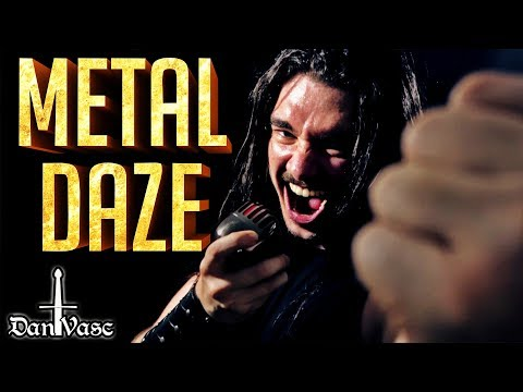 "MANOWAR Cover - ""Metal Daze"""