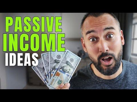 11 Passive Income Ideas 😴 (Proven Ways to Make $1,000+ Per Month)