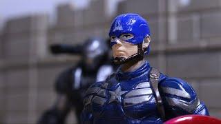 Avengers: Infinity War   Part 1 (Stop Motion Film)