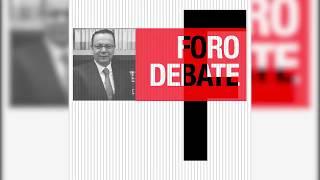 Foro Debate, Germán Martínez
