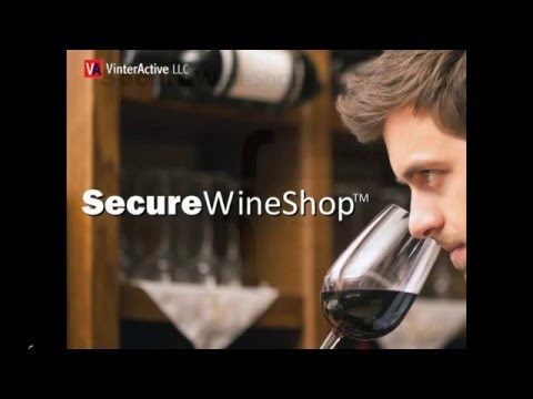 Management Experience - SecureWineShop™ Demo
