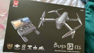 Первый полёт на MJX Bugs B12