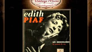 Edith Piaf -- Les Prisons Du Roy (VintageMusic.es)