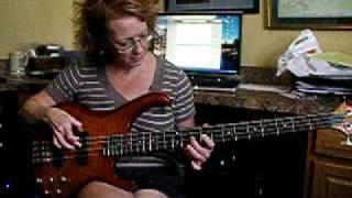 Matchbox....Jonny Lang bass