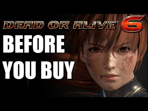 Dead or Alive 6 - 15 Things You Need To Know Before You Buy