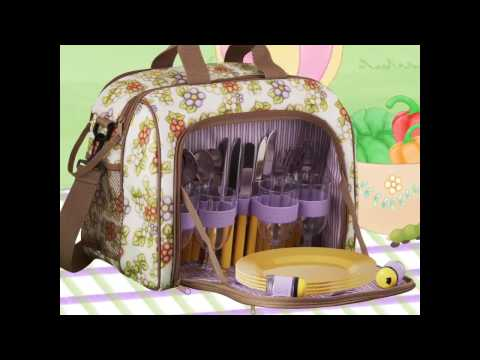 Borsa per Picnic Country