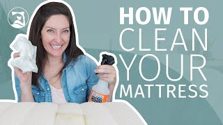 How To Clean Mattress Stains - Say Goodbye To These Common Stains!