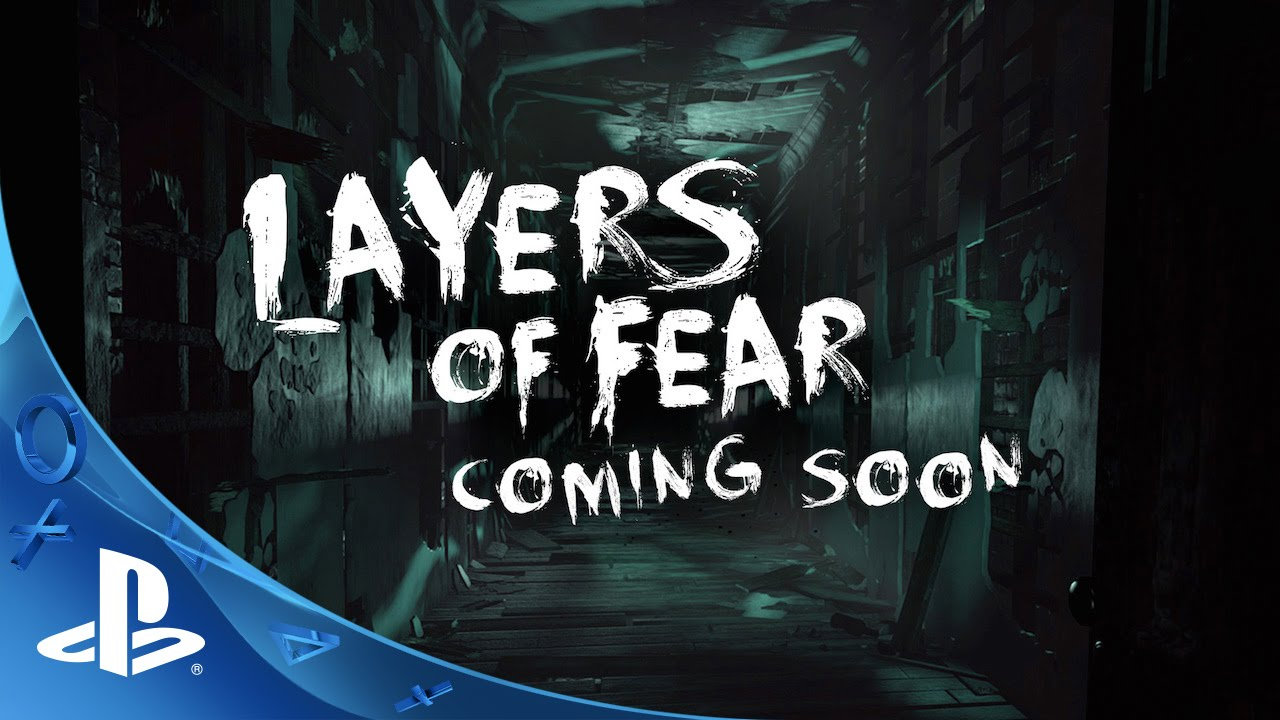Layers of Fear Launches February 16th on PS4