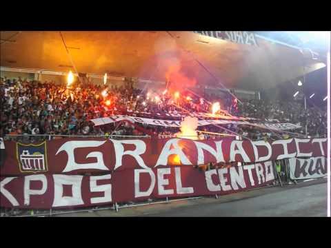 """Granadictos 24 vs Deportivo Tachira | 8va Jornada TC2015"" Barra: Granadictos • Club: Carabobo"