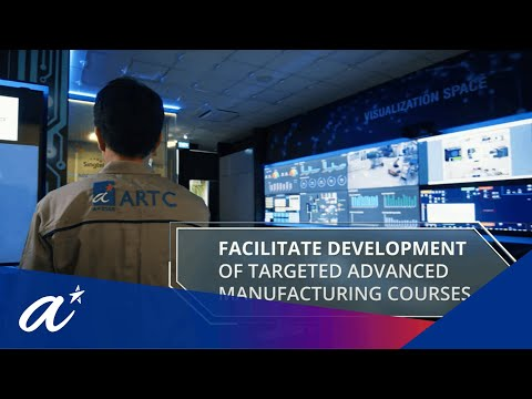 The Advanced Manufacturing Training Academy (AMTA) - YouTube