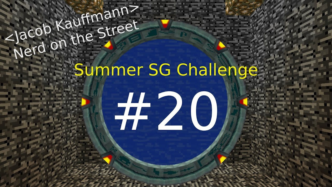 Episode 20 - Summer SG Challenge